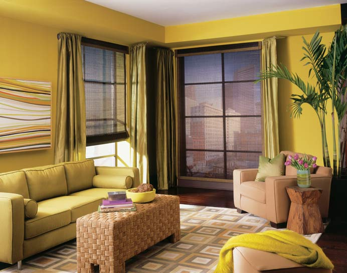 Blinds by design woven wood window treatment idea gallery for Interior designs holmen wi